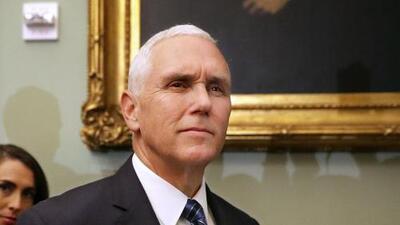 Gran expectativa por reunión del vicepresidente Mike Pence con el exilio venezolano en Florida