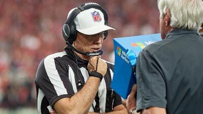 Anticipan que no se marcarán castigos al revisar las repeticiones en la NFL