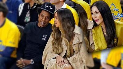 Beyonce habría amenazado gravemente a la esposa del presidente de los Golden State Warrors
