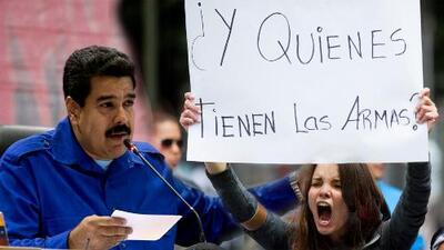 Ponte al Día: Venezuela busca una salida a Nicolás Maduro