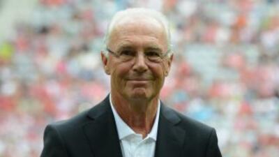 Beckenbauer ve a Alemania, Brasil y España como favoritos en el Mundial 2014