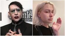 """Phoebe Bridgers afirma que Marilyn Manson decía tener una """"sala de violación"""" en su casa"""