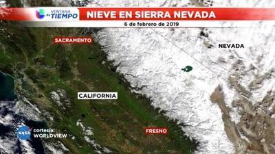 Emiten advertencia de heladas y aviso de escarcha ante la ola de frío que azota California