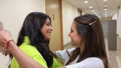 En exclusiva: el reencuentro de Bárbara López y Macarena Achaga antes de saber su próximo proyecto juntas