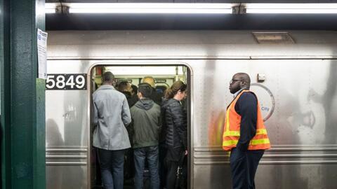 Capturan a hombre acusado de apuñalar a conductor del metro en El Bronx