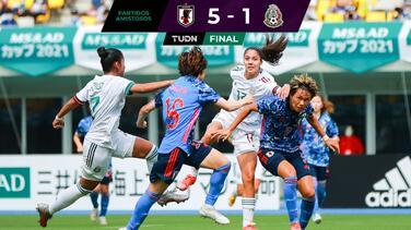 Mexico cae pero vuelve a marcar después de tres juegos sin lograrlo
