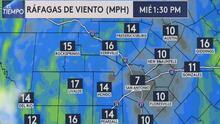 Se prevén cielos nublados en San Antonio este miércoles
