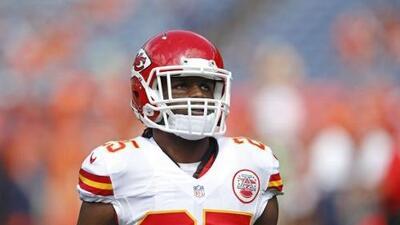 Jamaal Charles probable para el Chiefs vs. Patriots
