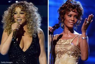 Mariah Carey podría acabar como Whitney Houston por alcohólica
