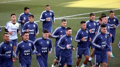 Guido Rodríguez será titular con Argentina contra Marruecos