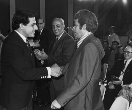 En Fotos: Algunos momentos históricos de la vida de Rafael Hernández Colón