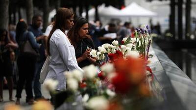 Con seis minutos de silencio EEUU recuerda 18 años de los ataques terroristas del 9/11 en NY
