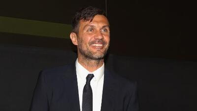 Paolo Maldini, el nuevo director de desarrollo estratégico del Milan