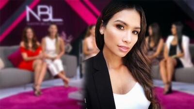 Marisela De Montecristo se unió al Encuentro de Reinas desde El Salvador (donde lucha por ir al Miss Universo)