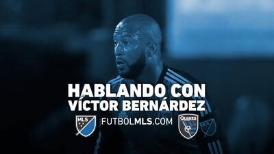 Víctor Bernárdez palpita el Clásico de California ante LA Galaxy | Hablando con