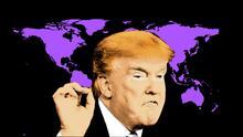 """Así ha ofendido Trump a tu país: De """"agujero de mierda"""" a """"todos están enfermos de sida"""""""