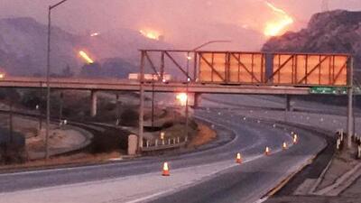 Cierre de la autopista 5 anticipa demoras para automovilistas en el centro y sur de California