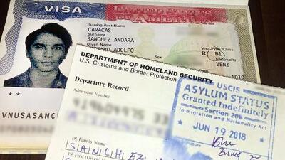 Venezolanos rompen récord de solicitud de asilo en EEUU pero pocos lo obtienen
