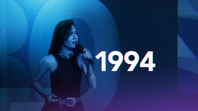 La última vez que vimos Selena: así fue la sexta edición de Premio Lo Nuestro en 1994