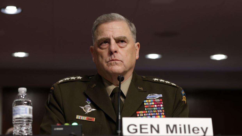 El militar de más alto rango de EEUU afirma que habló con China con autorización del gobierno de Trump