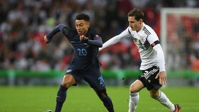 Inglaterra y Alemania no logran hacerse daño en juego 'amistoso' en Wembley