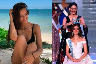 La Miss Mundo mexicana Vanessa Ponce de León y su impecable estado físico