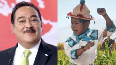 """""""Changuito disfrazado de indio"""": el insulto racista a Yuawi, el niño viral que hizo a bailar a México con un comercial político"""
