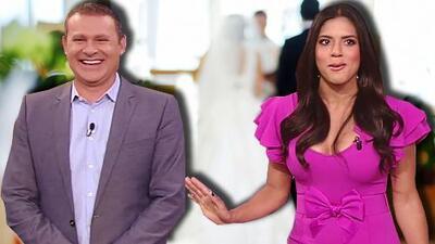 Aleyda recibió el anillo antes que Francisca y Alan no pudo evitar molestarla (pero ella no se quedó callada)