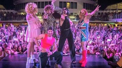 Spice Boys?: por esta razón los Backstreet Boys cantan de Spice Girls en un concierto (pelucas incluidas)