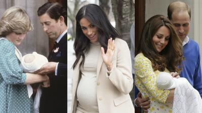 La primera gran decisión de Meghan como mamá: 8 razones por las que no hará como Kate ni Diana