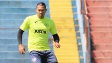 'Gullit' Peña pide a la afición que esperen mucho de él