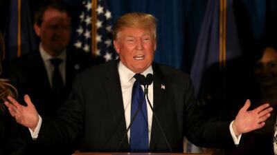 ¿Trump está más cerca a la presidencia?: las historias que no se puede perder