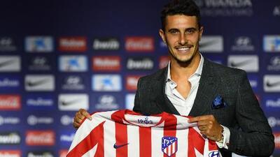 Oficial: El defensa Mario Hermoso es nuevo jugador del Atlético de Madrid