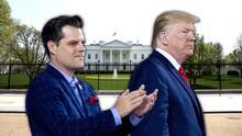 Revelan que aliado de Gaetz podría cooperar con los federales, mientras que Trump niega que el republicano le haya pedido un perdón