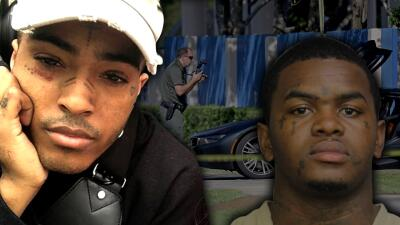Arrestan a un sospechoso por el asesinato del rapero XXXTentacion
