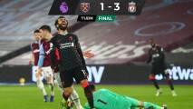 Con Salah como figura, el Liverpool vuelve a ganar en la Premier
