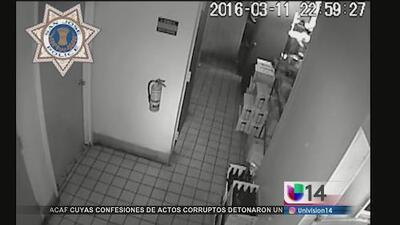¿Qué hacer si encuentra a un ladrón en su casa?