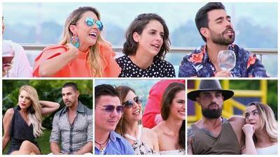 'Inseparables' comenzó: así se conocieron las 12 parejas que competirán por una fortuna