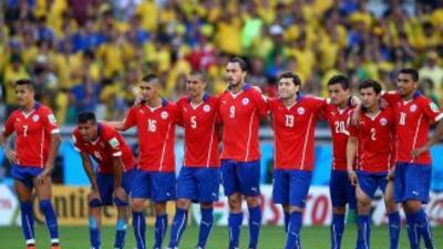 Chile afina frente a Irán su puesta a punto para la Copa América