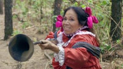 """María Elena Velasco, """"La India María"""", regresa a la pantalla grande"""
