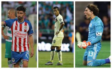 Los fichajes más sorpresivos de la Liga MX 2019