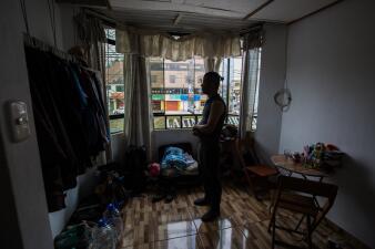 En fotos: así cambió la vida de estos dos venezolanos con VIH que migraron a Perú