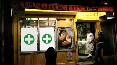 Bodegueros de NY quieren que se les permita vender marihuana recreacional