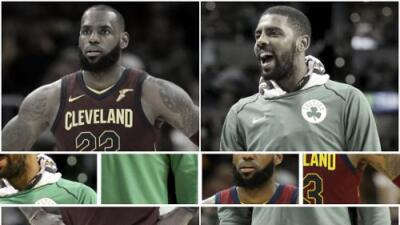 Los Cavs de Lebron James en caída libre, Boston y Houston firmes