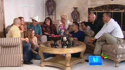Una entrevista conmovedora de la familia Rivera junto a Charytín