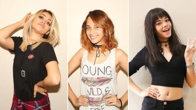 ¿Sabes cuáles son los nicknames de las chicas de La Banda?