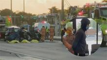 Joven acusado de provocar accidente que dejó cuatro personas muertas en Año Nuevo comparece ante una corte