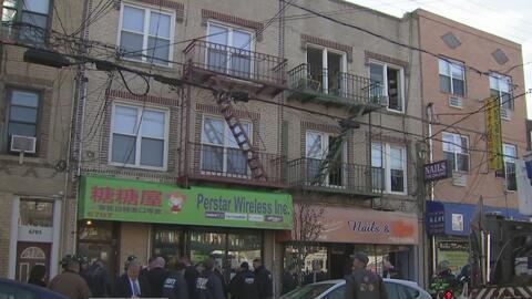 Autoridades indican que el incendio que dejó dos muertos en Brooklyn fue intencional