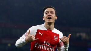 Pese a oferta de D.C. United, Mesut Ozil dejaría Arsenal por Fenerbahce