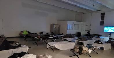Personas sin hogar podrán tener un techo donde dormir durante el invierno en Tucson